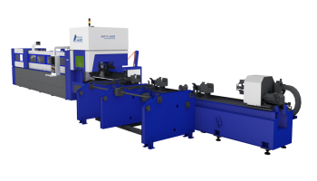 WP6018T Laser Pipe Cutting Machine